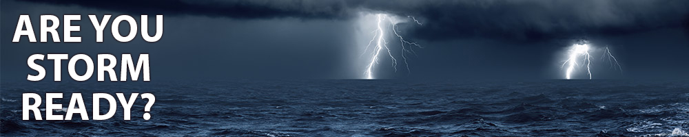 Protect your boat from storm and hurricane damage with safety and mooring products from Defender.