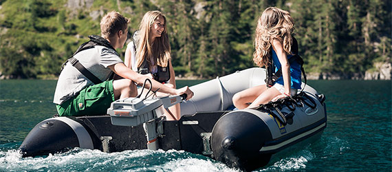 Torqeedo Cruise Electric Outboards