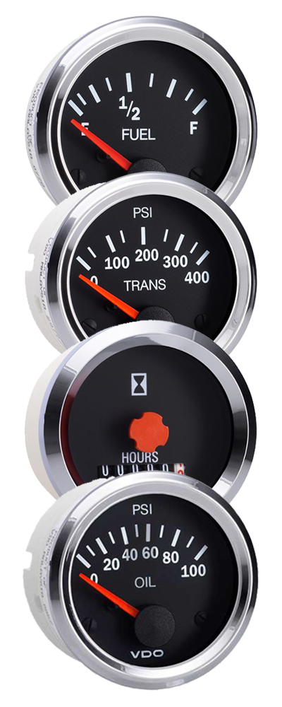 VDO Gauges by Function