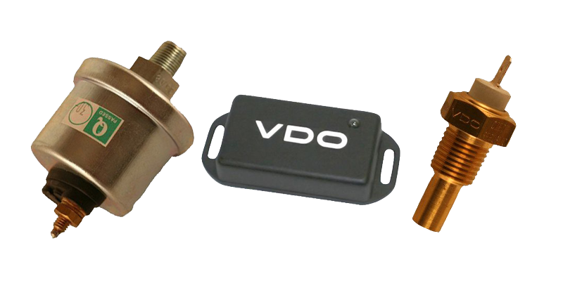VDO Senders and Accessories