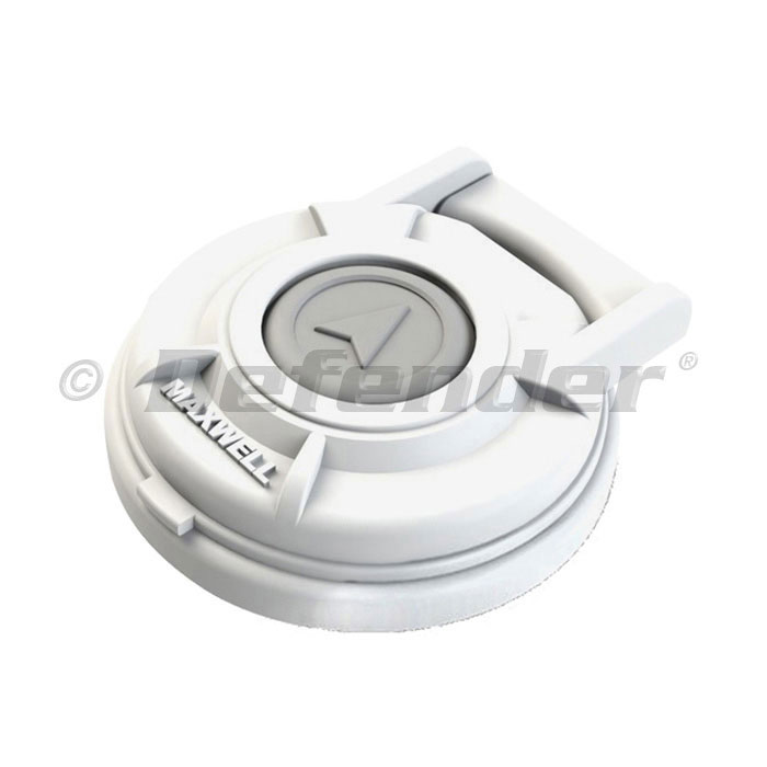 Maxwell Windlass Foot Switch - White - Single Direction