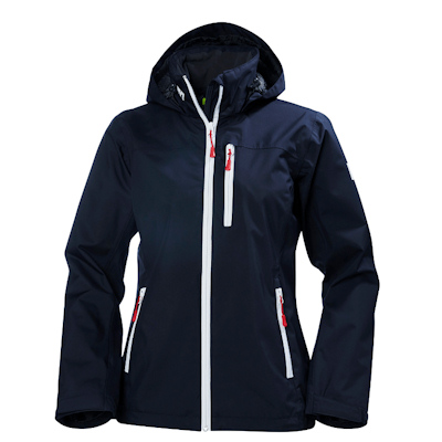 Helly Hansen Women's Crew Hooded Jacket