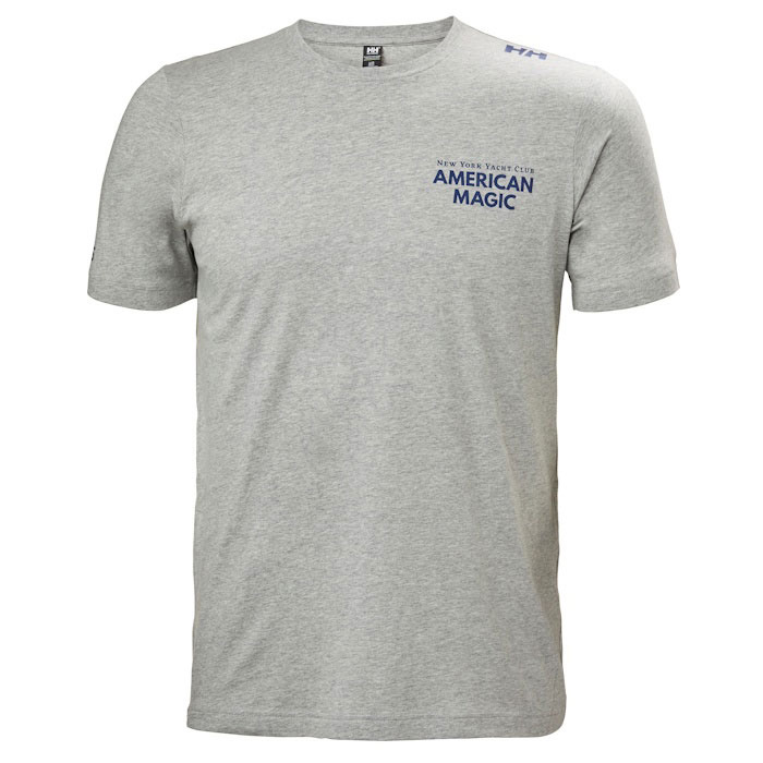 Helly Hansen Men's American Magic T-Shirt - Gray - S