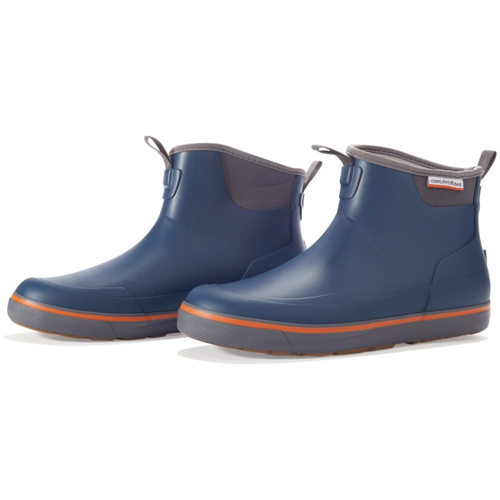 Grundens Deck-Boss Ankle Boots - 13