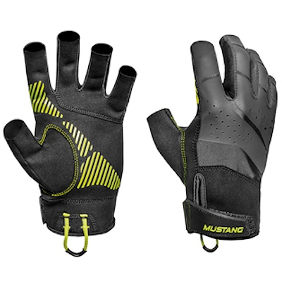 MUST TRACTION OPN FINGER GLOVE