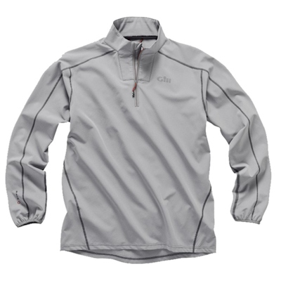 GILL RACE SOFTSHELL ZIP SMOCK