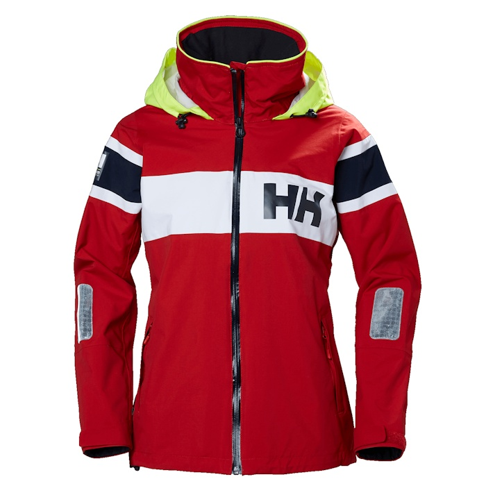 HELB SALT FLAG JACKET WOMENS
