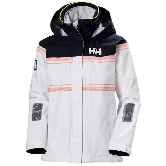 Helly Hansen Women's Saltro Jacket - White Small