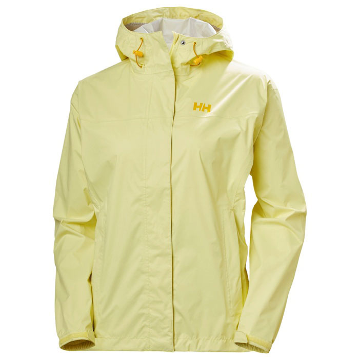 Helly Hansen Women's Loke Jacket - Yellow Pear Medium