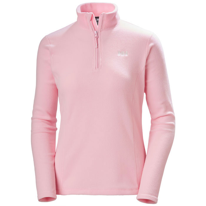 Helly Hansen Women's Daybreaker Fleece Jacket with 1/2 Zipper - Fairytale, Med