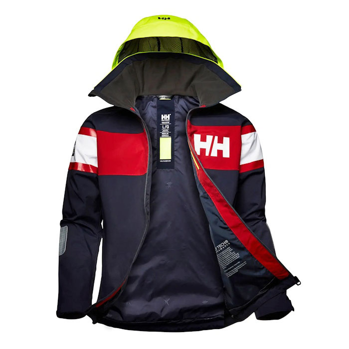 Helly Hansen Men's Salt Flag Jacket - Large