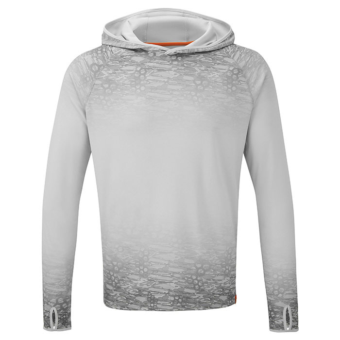 Gill Men's UV Tec Hoodie - Ice, 2X-Large - Ice 2X-Large