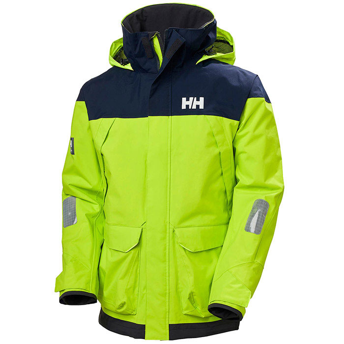 Helly Hansen Men's Pier 3.0 Jacket - Azid Lime, Size Medium