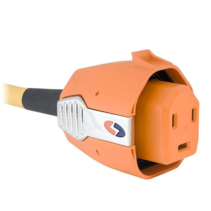 SmartPlug 30 Amp 125 Volt Locking Female Connector