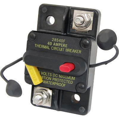 Blue Sea Systems 285-Series Circuit Breaker - 40 Amp (7182)