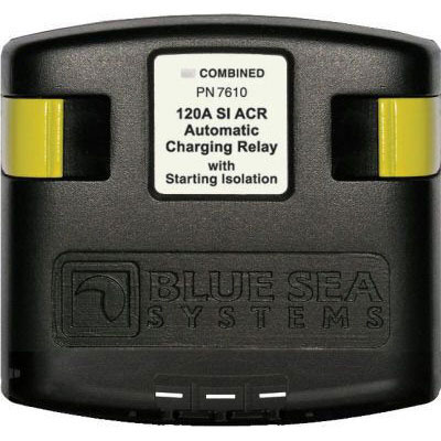 204621_l blue sea systems si acr automatic charging relay with start isolation blue sea 7610 wiring diagram at couponss.co