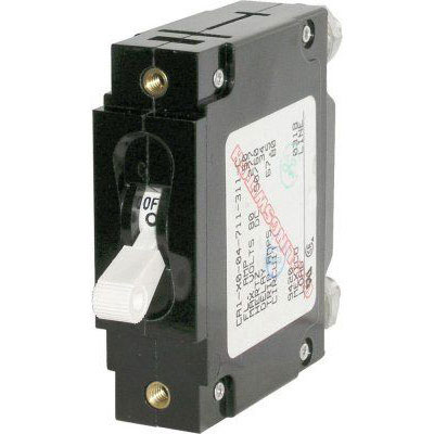 Blue Sea Systems C-Series Toggle Circuit Breaker - 30 Amp