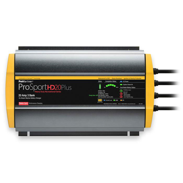 ProMariner ProSport 20 Plus HD Battery Charger