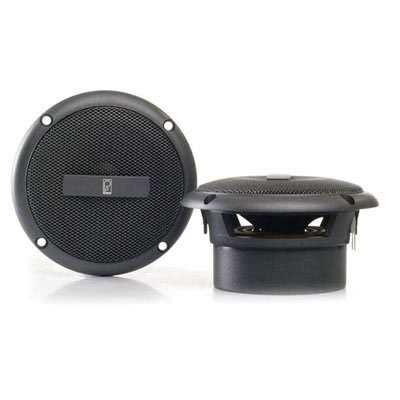 "Poly-Planar MA3013 3"" Round Component Speakers"