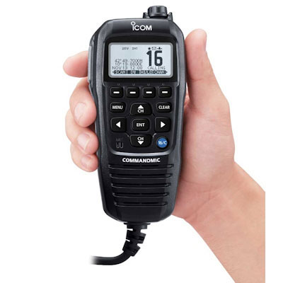 ICOM COMMANDMIC IV