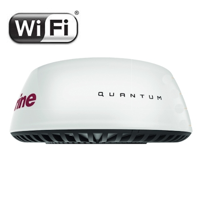 Raymarine Quantum Q24W CHIRP Radome with WiFi (Connection Only)