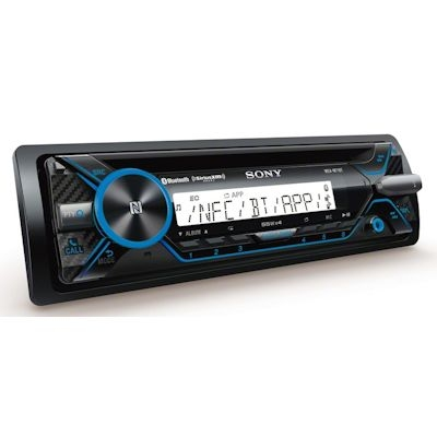 Sony AM / FM Bluetooth Marine Stereo Receiver with CD Player