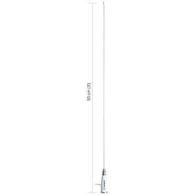 Scout KS-23A Stainless Steel VHF Antenna