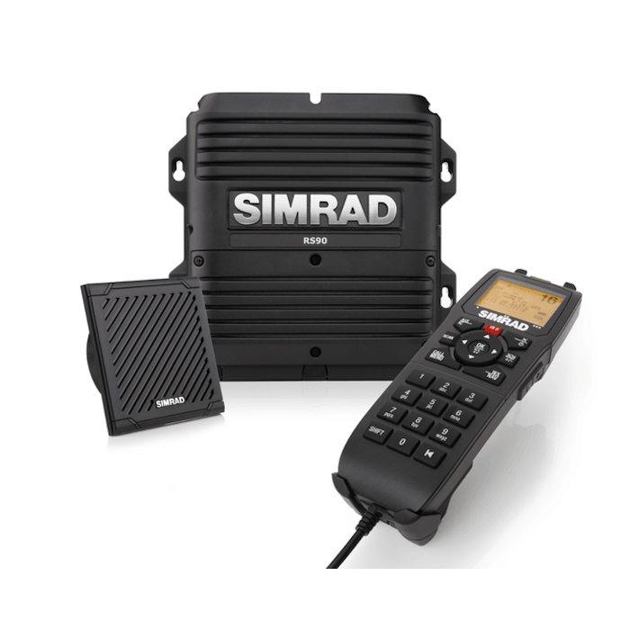 Simrad RS90S Black Box VHF with AIS Receiver System and GPS