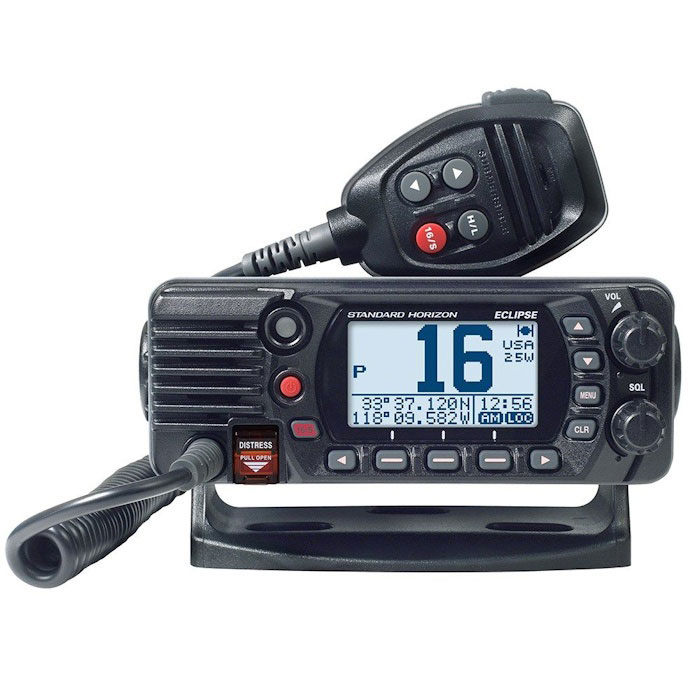 Standard Horizon Eclipse GX1400 Fixed-Mount VHF Radio w/GPS