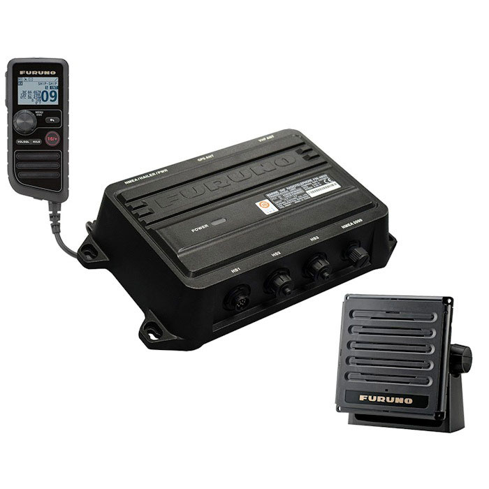 Furuno FM4850 Black Box VHF with AIS Receiver System and GPS