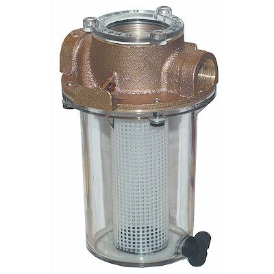 Groco ARG-P Series Raw Water Strainer - 1-1/4