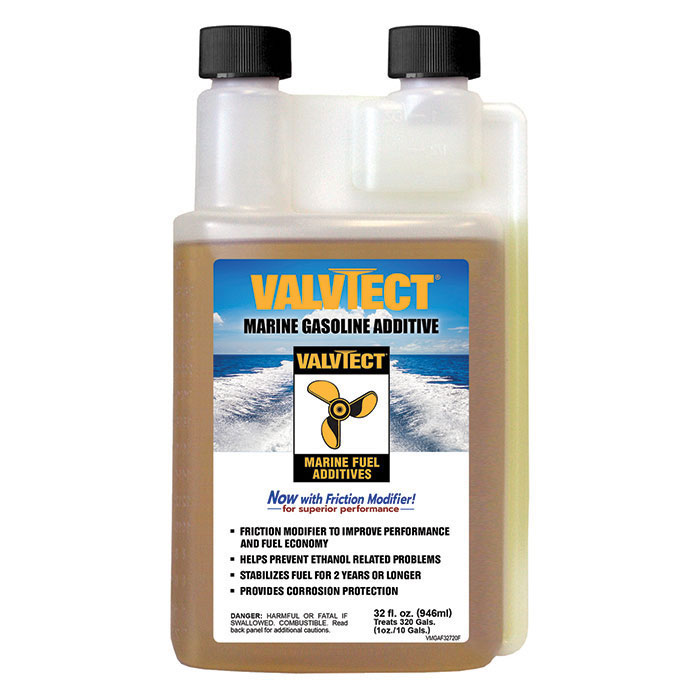 VALVTECT MARINE GAS ADDITIVE