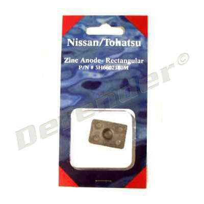 Tohatsu / Nissan Outboard Motor Replacement OEM Sacrificial Anode(3H6-60218-0)