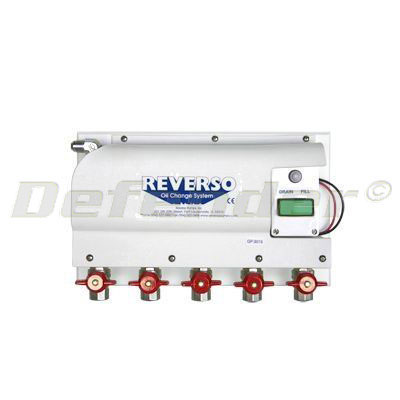 Reverso GP-3015-24 Oil Change System with Gear Pump