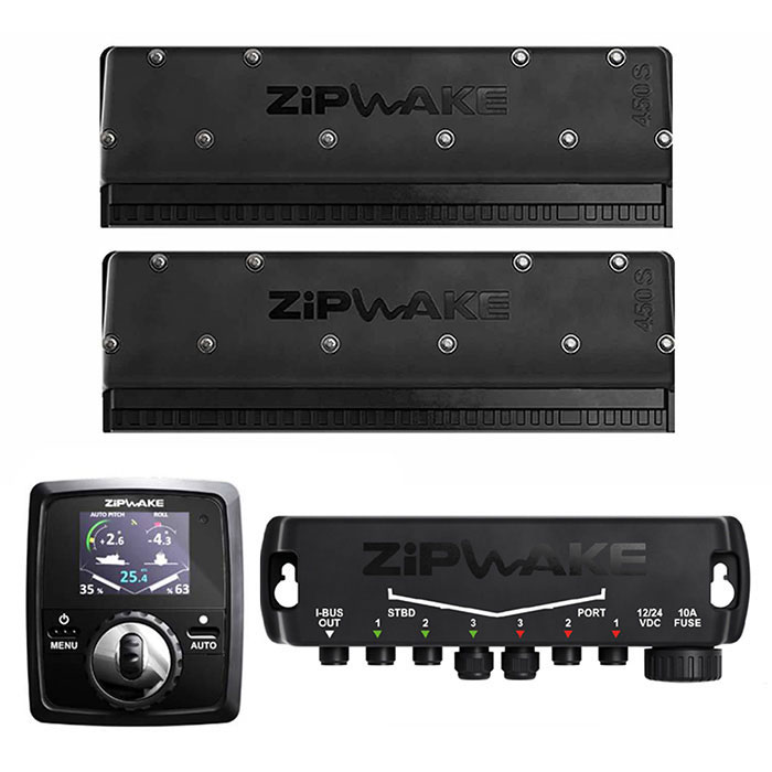 ZIPWAKE INTERCEPTOR KIT 300 S