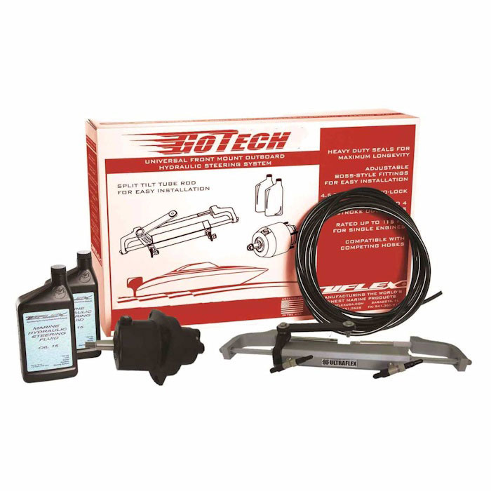 Uflex GoTech 1 0 Hydraulic Steering Kit