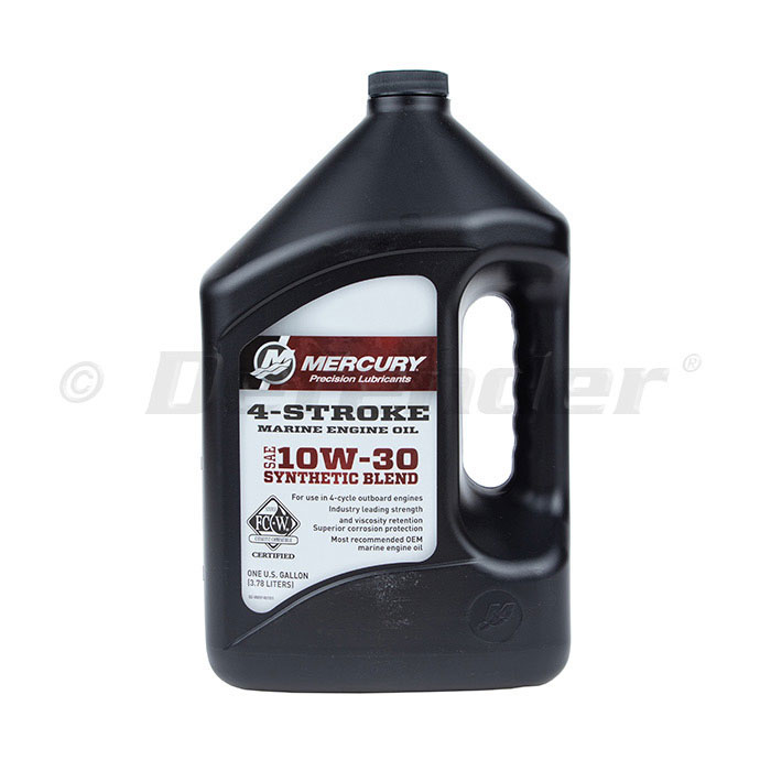 MERCURY 10W30 SYNTHETIC BLEND