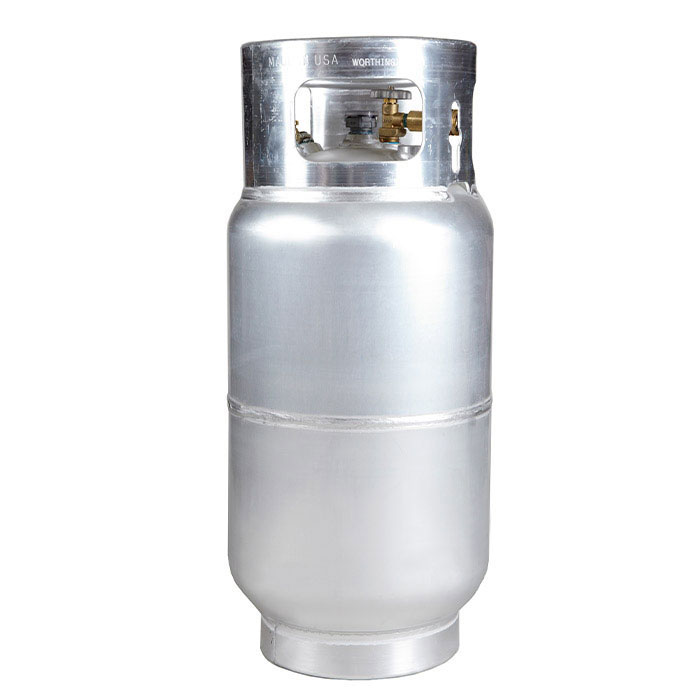 Trident 1410 LPG Propane Gas Cylinder - 30 lbs