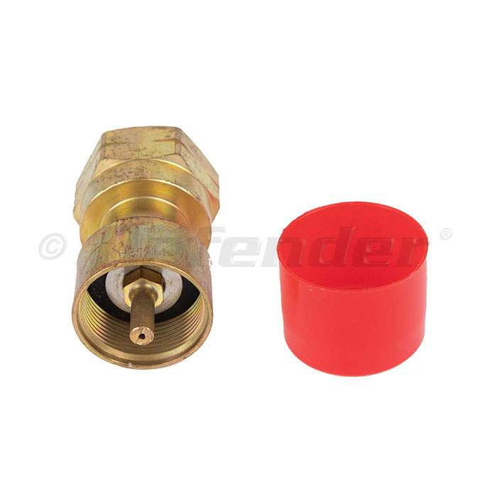 Trident Marine LPG Propane Gas Reserve Bottle Adapter