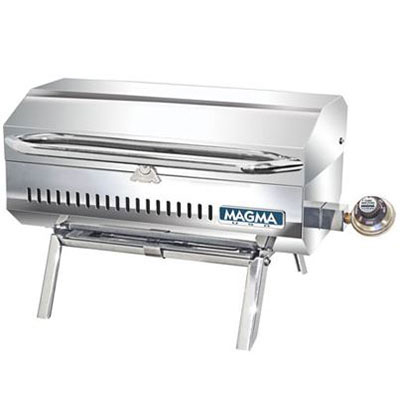 Magma Connoisseur Series ChefsMate Gourmet Propane Gas BBQ Grill