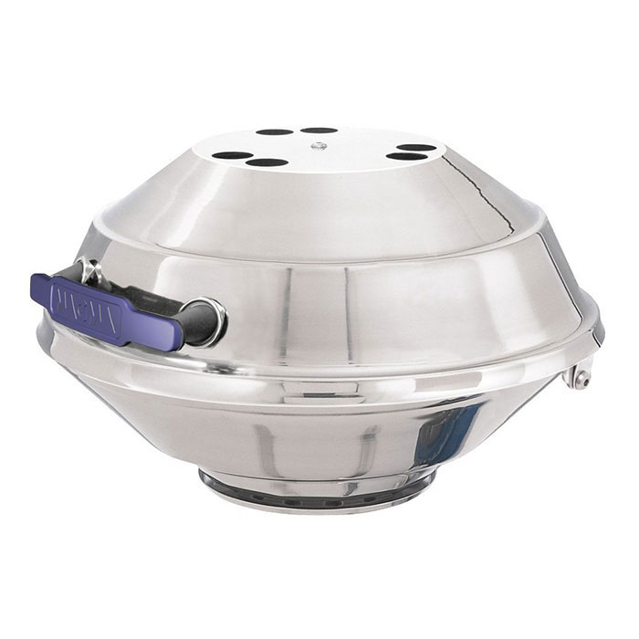 Magma Marine Kettle Propane Gas BBQ Grill, Original Size