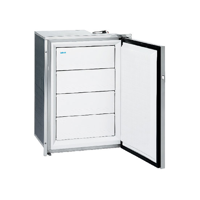 Isotherm Cruise CR 90 F Stainless Steel (INOX) Freezer - 3.1 cu ft
