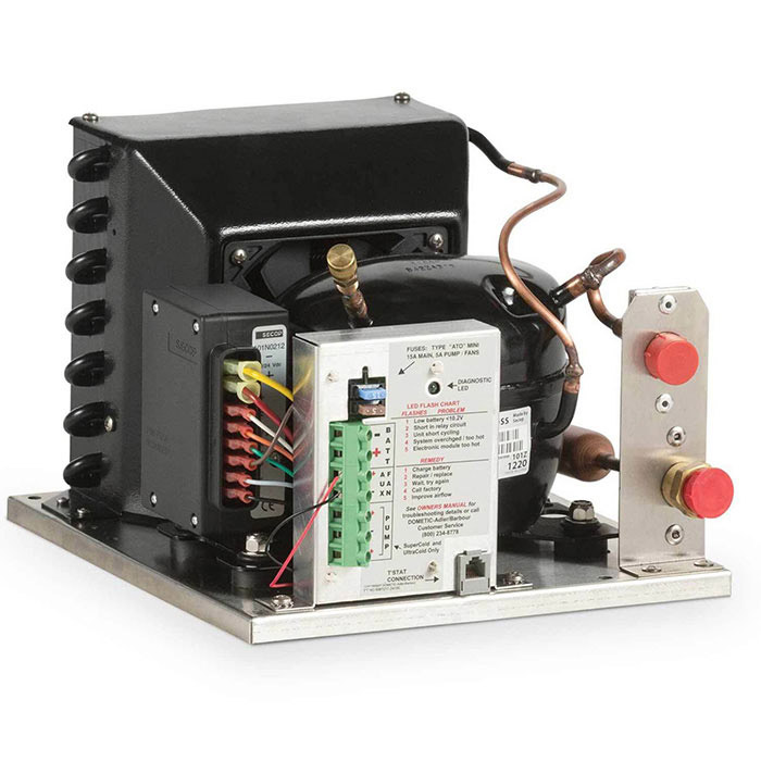 Adler / Barbour ColdMachine CU-100 Condensing Unit - Air Cooled