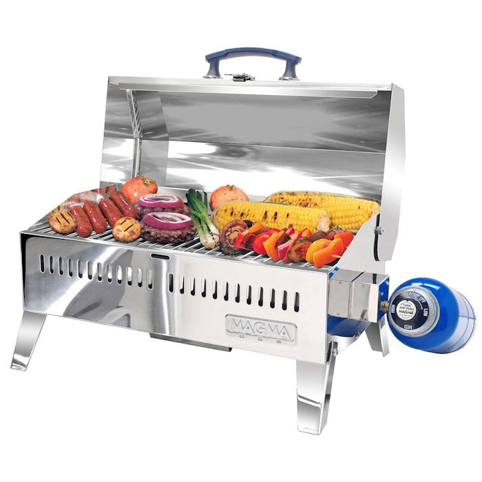 Magma Adventurer Marine Series CABO Gourmet Propane Gas BBQ Grill