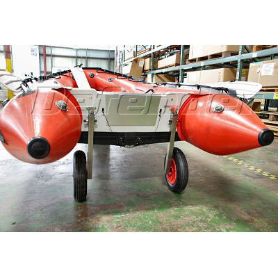 Launching Wheels For Inflatable Boats
