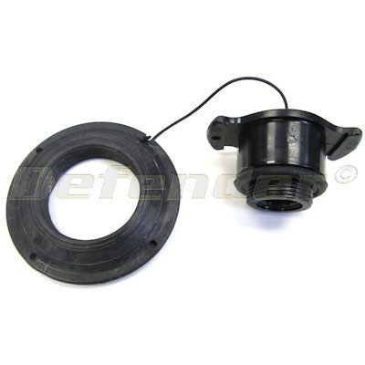 Zodiac Inflatable Boat Replacement Valve Cap and Ring (Z60052)