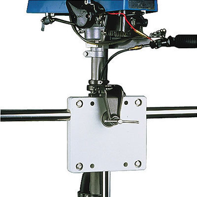 Sea-Dog Stern Rail Bracket for 2-Stroke Outboard Motors