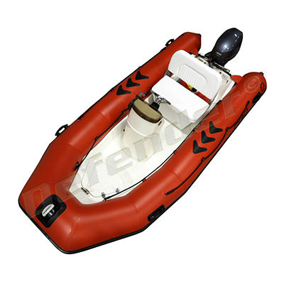 Zodiac Replacement Tubes for Pro420 / Pro7Man RIB - Red PVC 5-Panel
