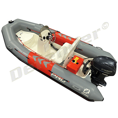 Zodiac Replacement Tubes for Pro420 / Pro7Man RIB (Z16122)