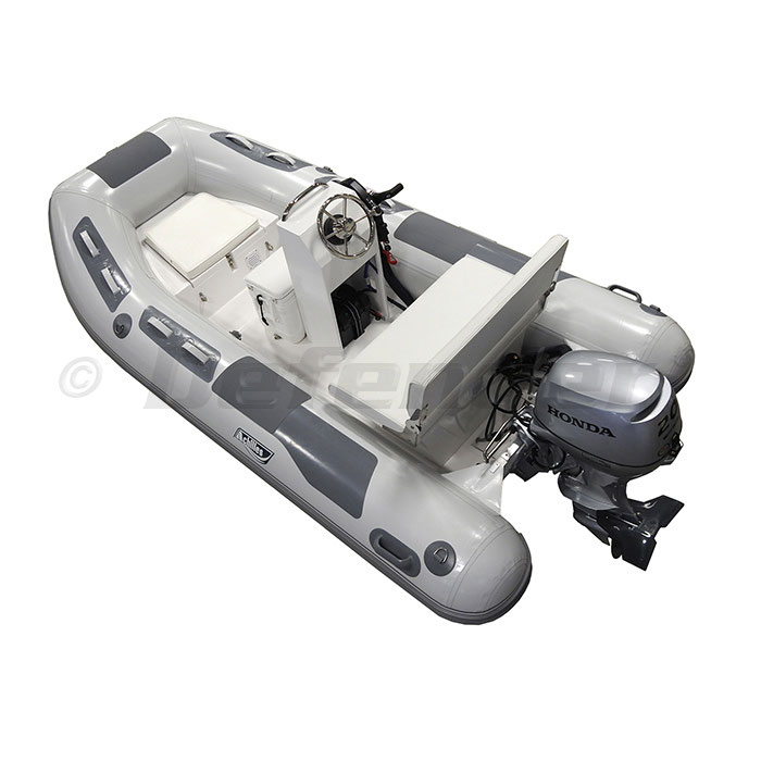 Achilles HB-315DX RIB with Honda 20 Hp 4-Stroke - Aluminum Console